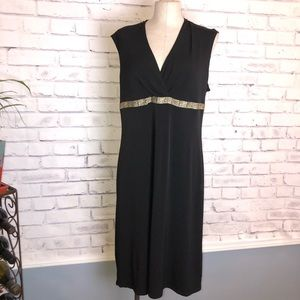 Merona sleeveless sheath dress. Size XL